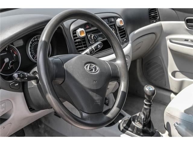 2007 Hyundai Accent GL (Stk: LC9826A) in London - Image 9 of 12