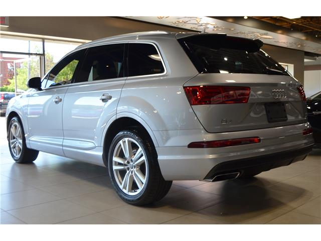 2017 Audi Q7 3.0T Komfort (Stk: C35292- AUTOLAND) in Thornhill - Image 13 of 33