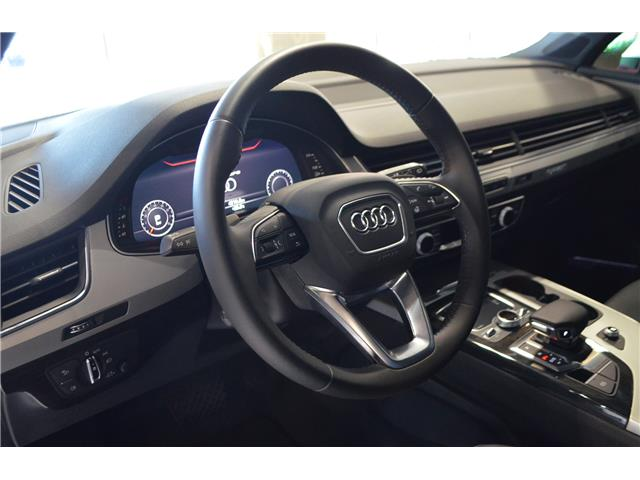2017 Audi Q7 3.0T Komfort (Stk: C35292- AUTOLAND) in Thornhill - Image 20 of 33
