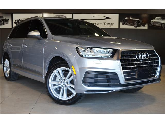 2017 Audi Q7 3.0T Komfort (Stk: C35292- AUTOLAND) in Thornhill - Image 2 of 33