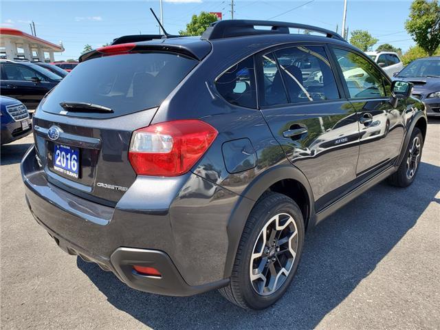 2016 Subaru Crosstrek Touring Package (Stk: 19S1133A) in Whitby - Image 5 of 26