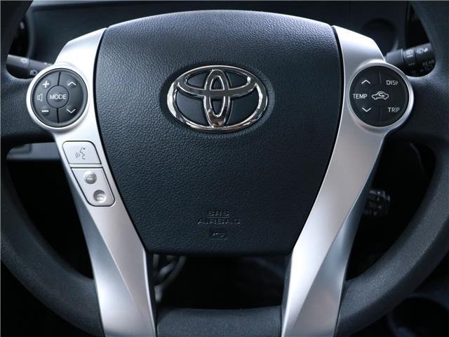 2016 Toyota Prius C Base (Stk: 195732) in Kitchener - Image 10 of 30