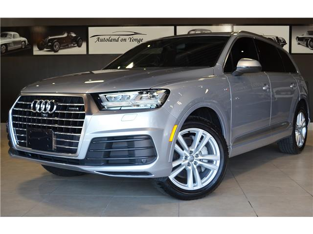 2017 Audi Q7 3.0T Komfort (Stk: C35292- AUTOLAND) in Thornhill - Image 1 of 33
