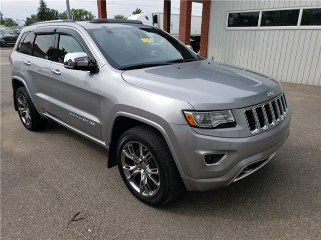 2014 Jeep Grand Cherokee Overland (Stk: 11669) in Fort Macleod - Image 3 of 23