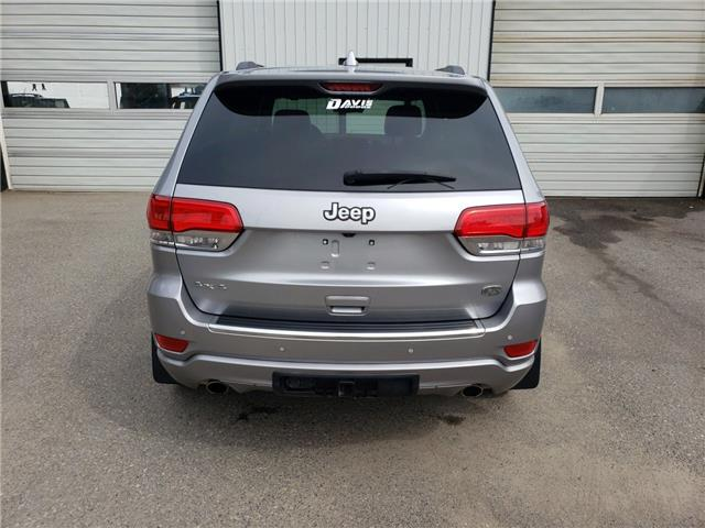 2014 Jeep Grand Cherokee Overland (Stk: 11669) in Fort Macleod - Image 5 of 23