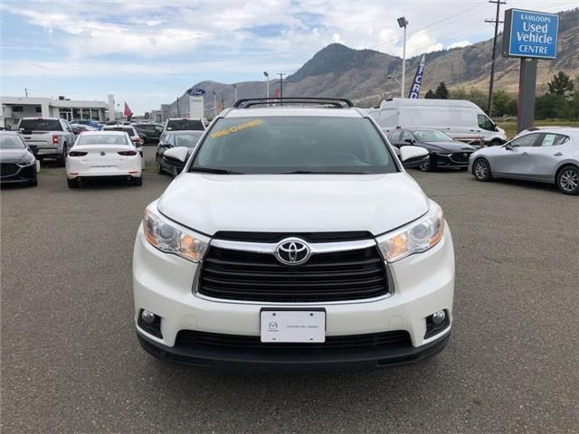 2015 Toyota Highlander XLE (Stk: P3300) in Kamloops - Image 3 of 50
