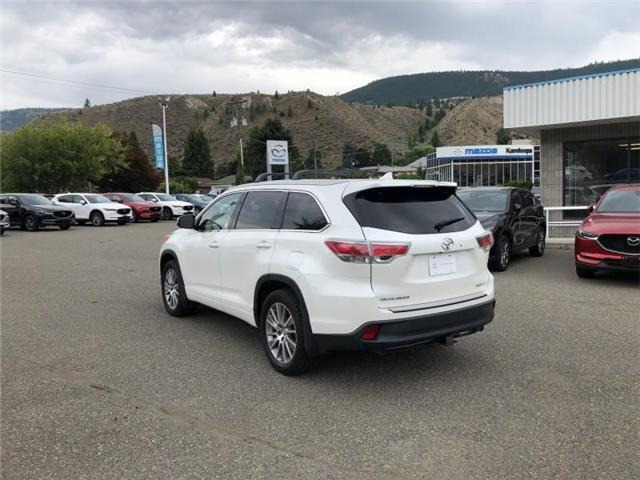 2015 Toyota Highlander XLE (Stk: P3300) in Kamloops - Image 6 of 50