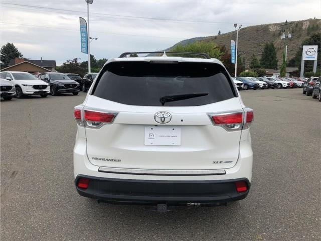 2015 Toyota Highlander XLE (Stk: P3300) in Kamloops - Image 7 of 50