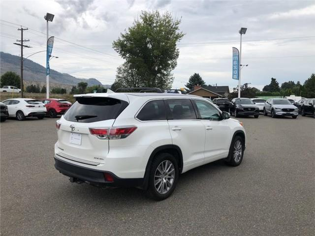 2015 Toyota Highlander XLE (Stk: P3300) in Kamloops - Image 8 of 50