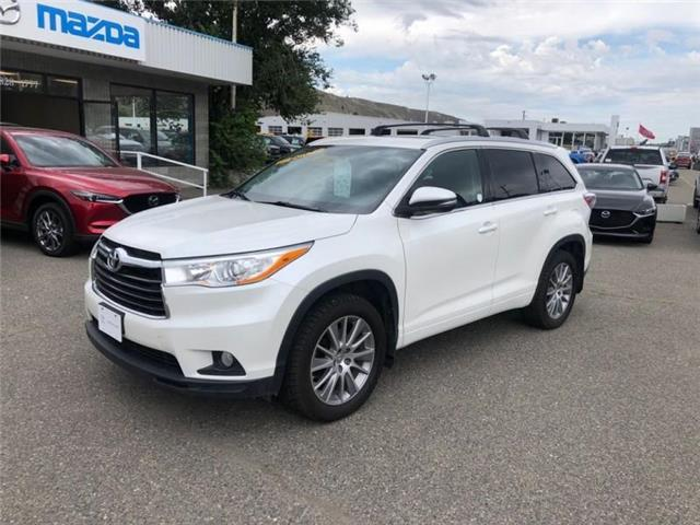 2015 Toyota Highlander XLE (Stk: P3300) in Kamloops - Image 23 of 50