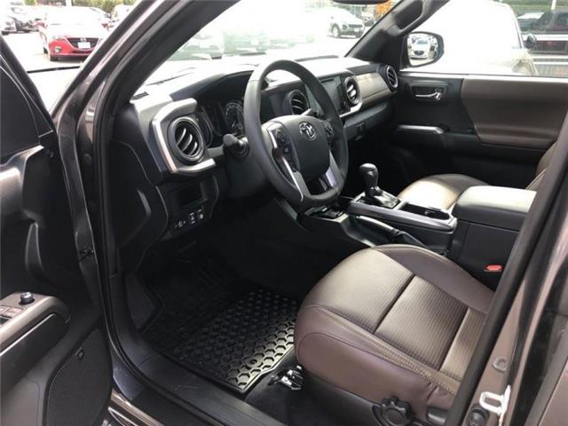 2017 Toyota Tacoma Limited (Stk: P3301) in Kamloops - Image 39 of 50