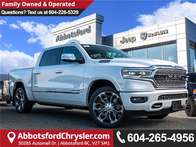 2019 RAM 1500 Limited (Stk: K863327) in Abbotsford - Image 1 of 26