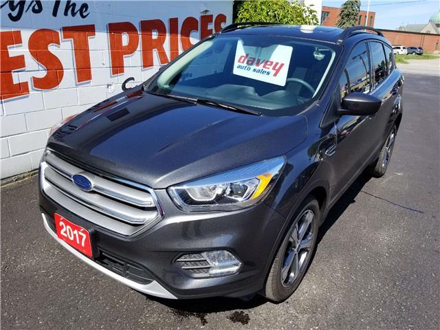 2017 Ford Escape SE (Stk: 19-552) in Oshawa - Image 1 of 15