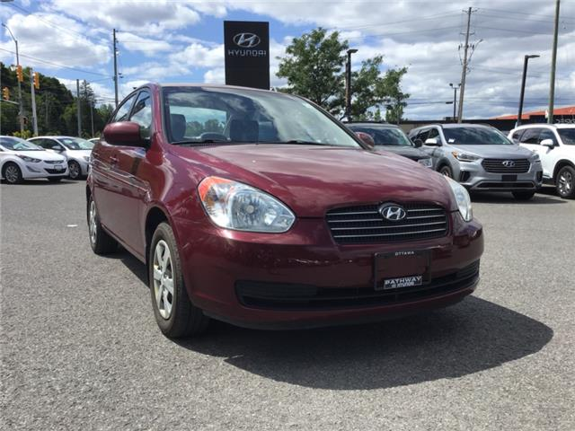 2010 Hyundai Accent GL (Stk: DR95133A) in Ottawa - Image 1 of 11