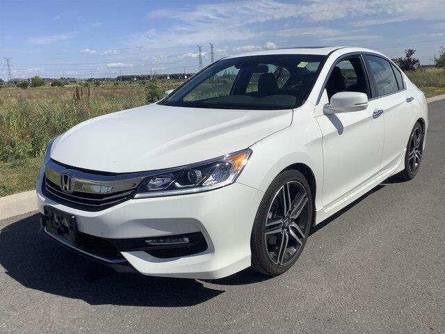 2017 Honda Accord Sport (Stk: P0855) in Orléans - Image 10 of 22