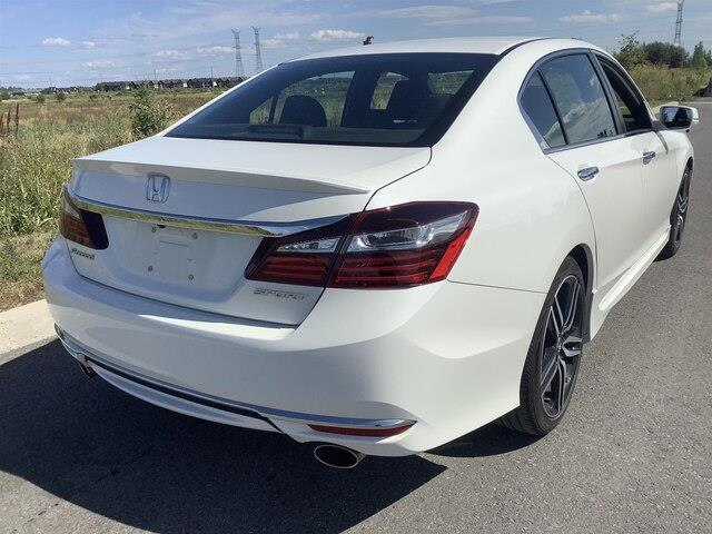 2017 Honda Accord Sport (Stk: P0855) in Orléans - Image 12 of 22