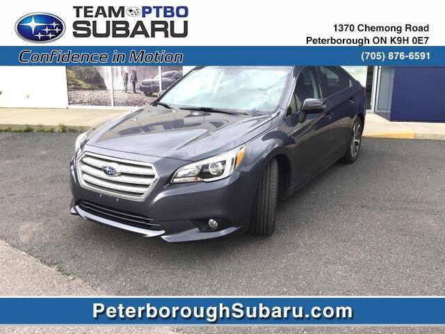 2016 Subaru Legacy 2.5i Limited Package (Stk: SP0270) in Peterborough - Image 1 of 20