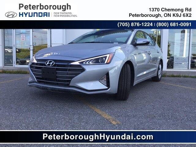 2020 Hyundai Elantra Preferred w/Sun & Safety Package (Stk: H12202) in Peterborough - Image 1 of 22