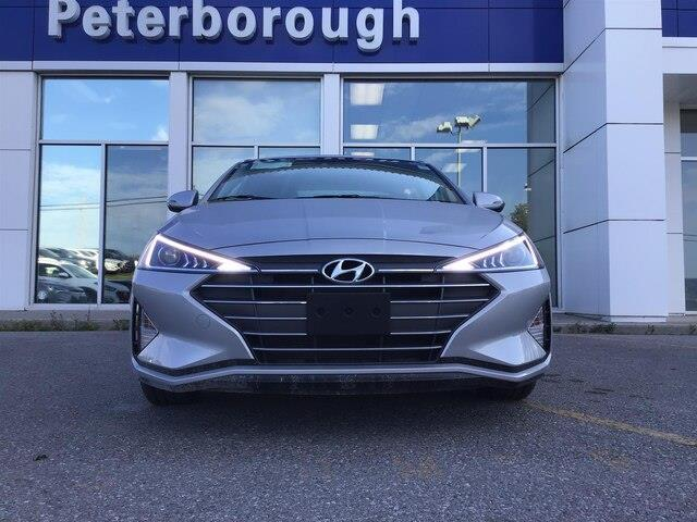 2020 Hyundai Elantra Preferred w/Sun & Safety Package (Stk: H12202) in Peterborough - Image 4 of 22
