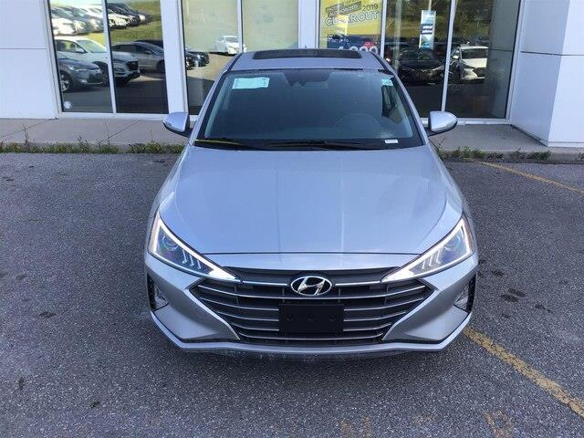 2020 Hyundai Elantra Preferred w/Sun & Safety Package (Stk: H12202) in Peterborough - Image 5 of 22