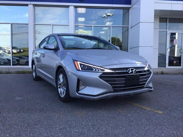 2020 Hyundai Elantra Preferred w/Sun & Safety Package (Stk: H12202) in Peterborough - Image 6 of 22