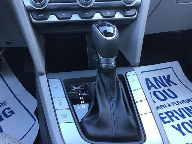 2020 Hyundai Elantra Ultimate (Stk: H12224) in Peterborough - Image 18 of 23
