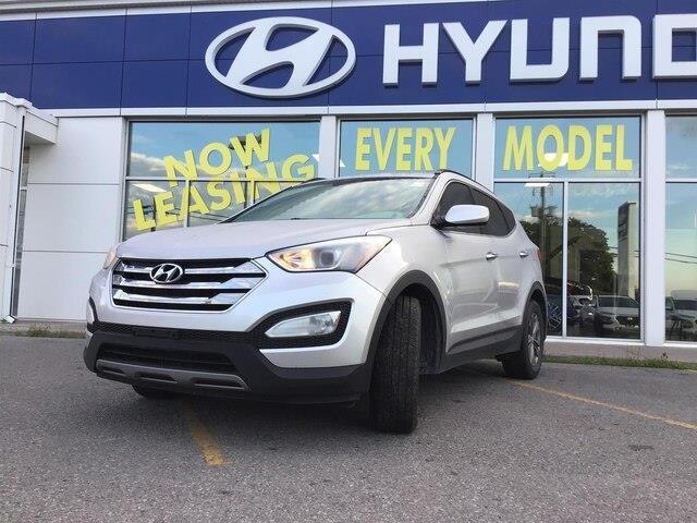 2014 Hyundai Santa Fe Sport 2.0T Premium (Stk: H12235A) in Peterborough - Image 2 of 21