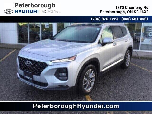 2019 Hyundai Santa Fe Luxury (Stk: H11793) in Peterborough - Image 1 of 22