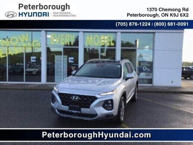 2019 Hyundai Santa Fe Luxury (Stk: H11793) in Peterborough - Image 2 of 22
