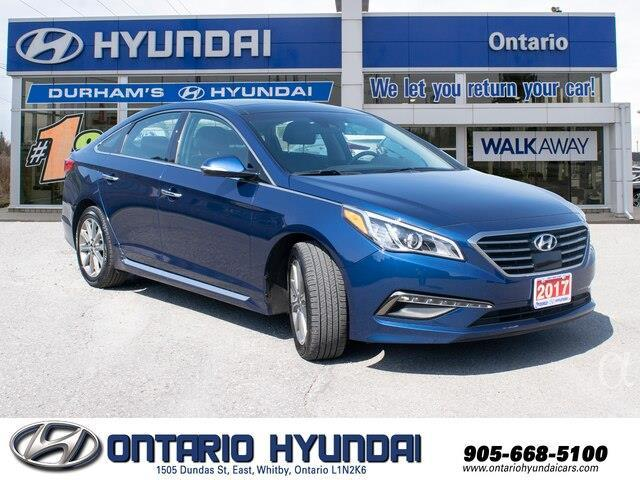2017 Hyundai Sonata Limited (Stk: 87687K) in Whitby - Image 9 of 21