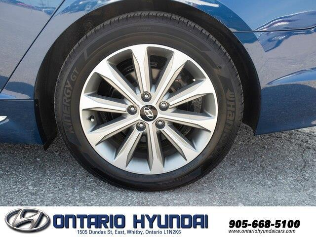 2017 Hyundai Sonata Limited (Stk: 87687K) in Whitby - Image 14 of 21