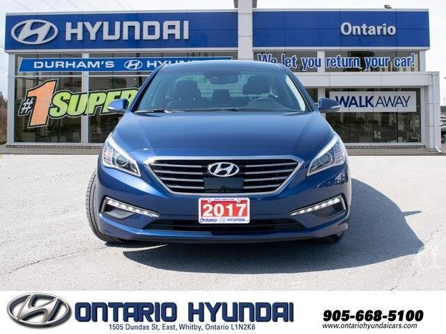 2017 Hyundai Sonata Limited (Stk: 87687K) in Whitby - Image 17 of 21