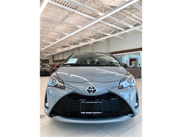 2019 Toyota Yaris SE (Stk: 79092) in Toronto - Image 2 of 8
