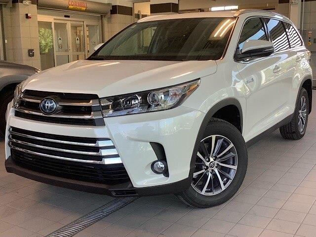 2019 Toyota Highlander Hybrid XLE (Stk: 21750) in Kingston - Image 1 of 12