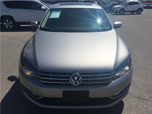 2013 Volkswagen Passat 2.0 TDI Highline (Stk: 13-70055JB) in Barrie - Image 2 of 25