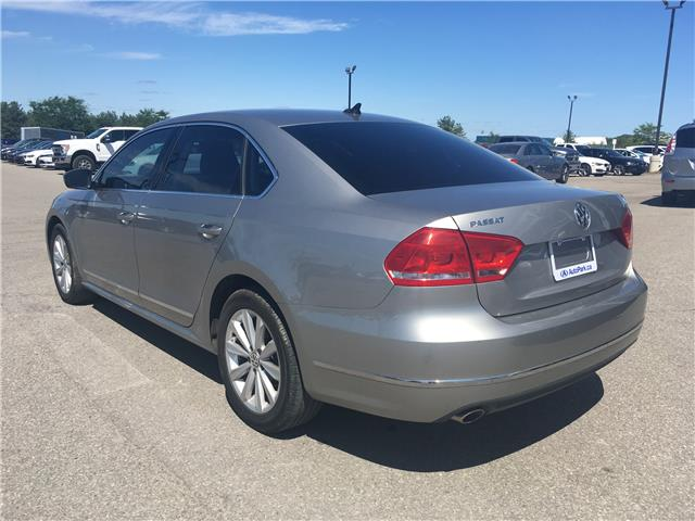 2013 Volkswagen Passat 2.0 TDI Highline (Stk: 13-70055JB) in Barrie - Image 7 of 25