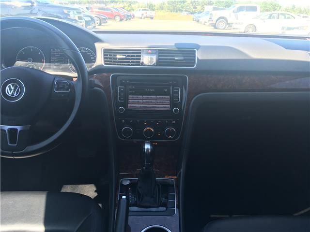 2013 Volkswagen Passat 2.0 TDI Highline (Stk: 13-70055JB) in Barrie - Image 22 of 25