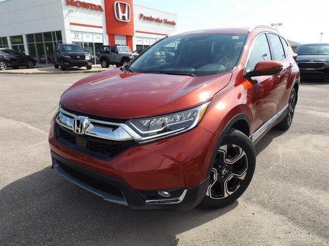 2019 Honda CR-V Touring (Stk: 19312) in Pembroke - Image 1 of 30