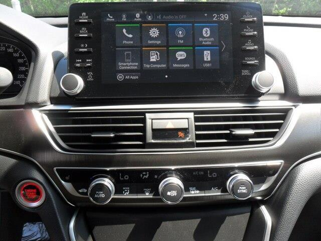 2019 Honda Accord LX 1.5T (Stk: 10477) in Brockville - Image 4 of 15