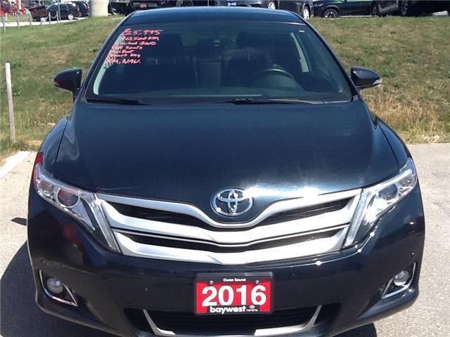2016 Toyota Venza Base V6 (Stk: 19315a) in Owen Sound - Image 1 of 4