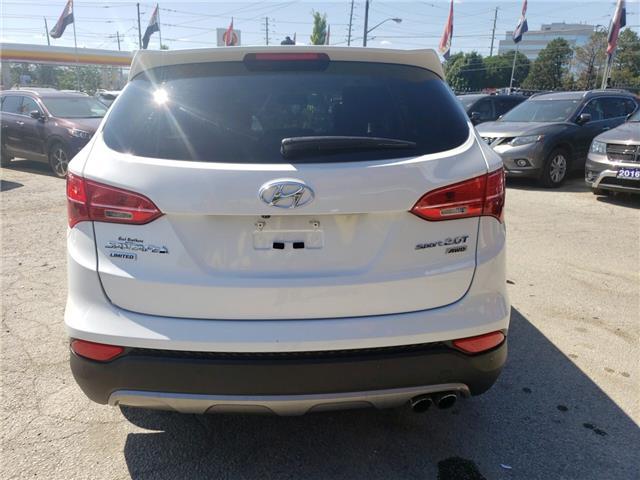 2013 Hyundai Santa Fe Sport 2.0T Premium (Stk: 066935) in Toronto - Image 4 of 18