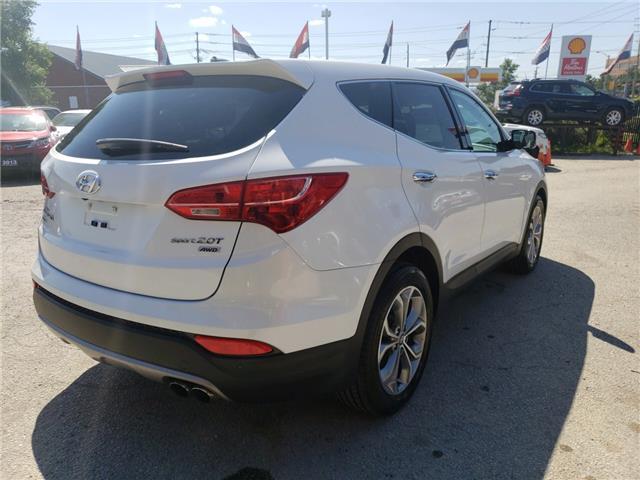2013 Hyundai Santa Fe Sport 2.0T Premium (Stk: 066935) in Toronto - Image 5 of 18