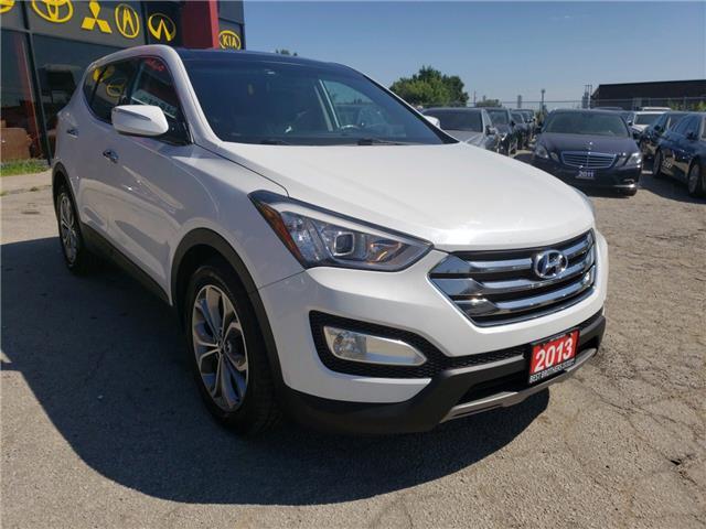 2013 Hyundai Santa Fe Sport 2.0T Premium (Stk: 066935) in Toronto - Image 7 of 18