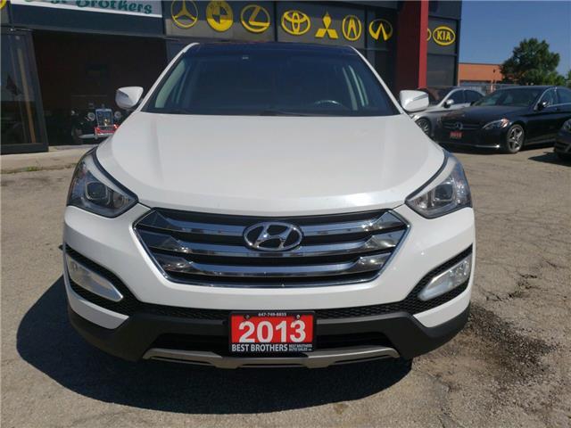 2013 Hyundai Santa Fe Sport 2.0T Premium (Stk: 066935) in Toronto - Image 8 of 18