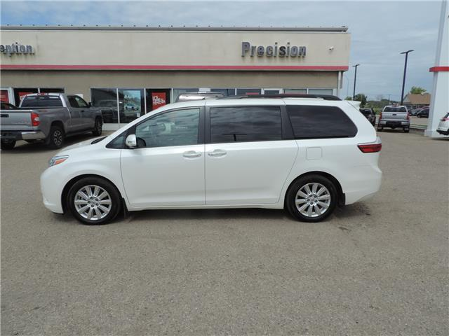 2017 Toyota Sienna Limited 7-Passenger (Stk: 17463) in Brandon - Image 1 of 21