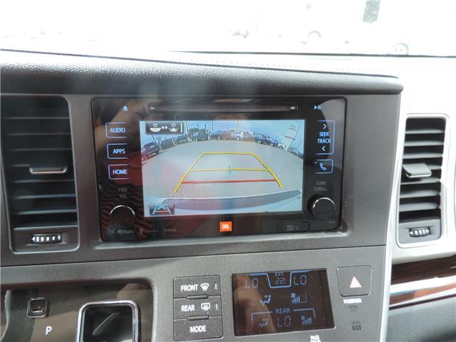 2017 Toyota Sienna Limited 7-Passenger (Stk: 17463) in Brandon - Image 15 of 21