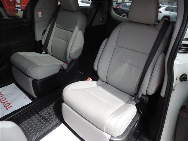 2017 Toyota Sienna Limited 7-Passenger (Stk: 17463) in Brandon - Image 20 of 21