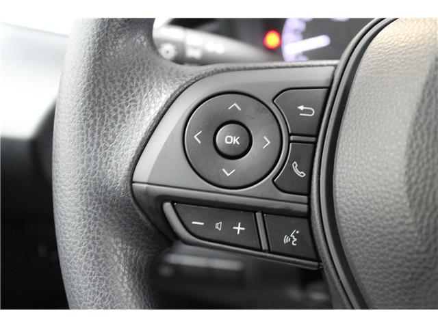 2020 Toyota Corolla LE (Stk: P037275) in Winnipeg - Image 13 of 26