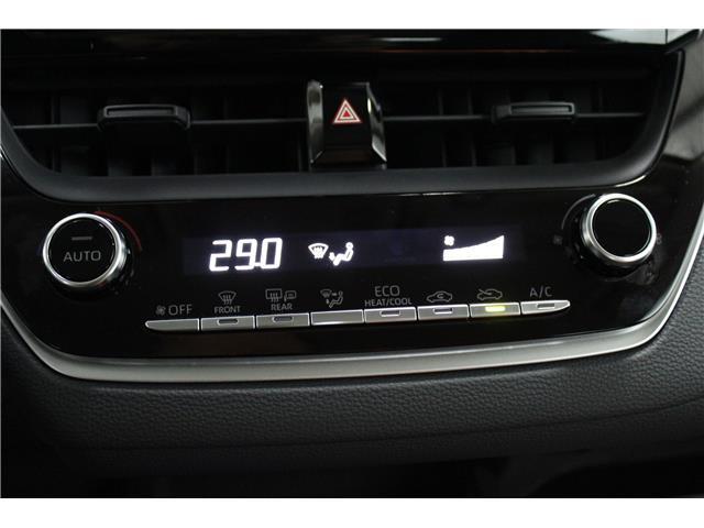 2020 Toyota Corolla LE (Stk: P037275) in Winnipeg - Image 18 of 26