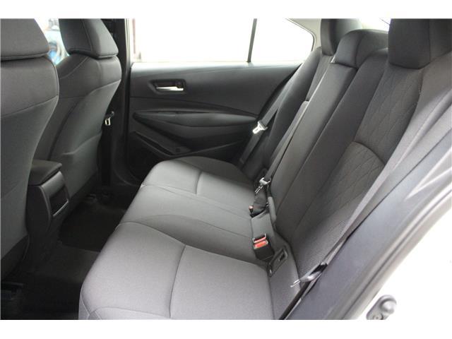2020 Toyota Corolla LE (Stk: P037275) in Winnipeg - Image 24 of 26